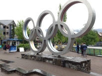 The winter Olympics were held in 2010